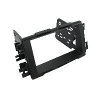 Facade autoradio Mazda Kit 2 DIN pour Mazda CX-5 ap12 noir - ADNAuto