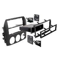 Facade autoradio Mazda Kit 2DIN pour Mazda MX5 Miata ap06 noir - ADNAuto