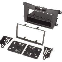Facade autoradio Mazda Kit 2Din Mazda CX-7 ap07 avec vide-poche
