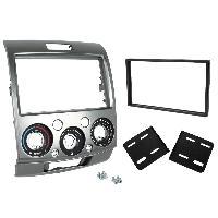 Facade autoradio Mazda Kit Facade autoradio pour Ford Ranger Mazda BT-50 07-12 ADNAuto