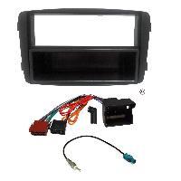 Facade autoradio Mercedes Kit Installation Autoradio KITFAC108 compatible avec Mercedes C CLK Vito Viano