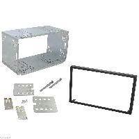 Facade autoradio Mitsubishi Kit 2DIN Pioneer CA-HM-MIT.003 compatible avec Mitsubishi Pajero Shogun