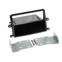 Facade autoradio Mitsubishi Kit Facade autoradio KF1200G compatible avec Mitsubishi L200 06-15 1Din VP