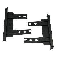 Facade autoradio Nissan Facade autoradio 2DIN compatible avec Nissan ap12 - 178x100mm 173x99mm - Noir ADNAuto