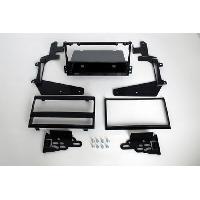Facade autoradio Nissan Kit 2DIN compatible Nissan MAXIMA ap07 - NOIR Generique
