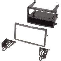 Facade autoradio Nissan Kit Facade Autoradio FA041 compatible avec Nissan 350Z 06-08 1Din avec vide-poche