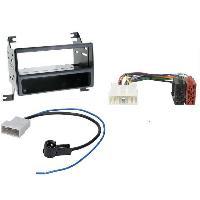 Facade autoradio Nissan Kit Installation Autoradio KITFAC-2311 compatible Nissan Juke ADNAuto