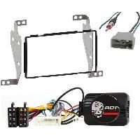 Facade autoradio Nissan Kit Installation Autoradio KITFAC-Z508 compatible avec Nissan Juke ADNAuto