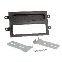 Facade autoradio Renault Kit Facade compatible avec Renault Twingo ap14 Gris