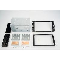 Facade autoradio Saab Kit Integration 2DIN SAAB 9.7 ap06