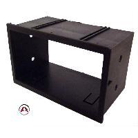 Facade autoradio Seat Facade autoradio FA201 pour Seat VW ap96 2Din Noir ADNAuto