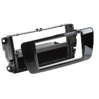 Facade autoradio Seat Facade autoradio FA2806E compatible avec Seat Ibiza Noir brillant