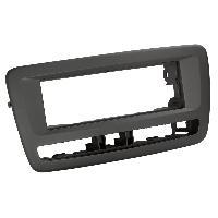 Facade autoradio Seat Facade autoradio FA898C compatible avec SEAT IBIZA ap13 - noir anthracite