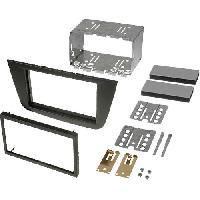 Facade autoradio Seat Kit facade compatible avec Seat Altea Toledo Noir