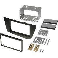Facade autoradio Seat Kit facade compatible avec Seat Leon Noir