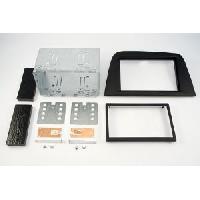 Facade autoradio Seat Kit integration pour Seat Toledo Altea Noir ADNAuto