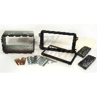 Facade autoradio Skoda Kit 2DIN pour Skoda Roomster ap06 Generique
