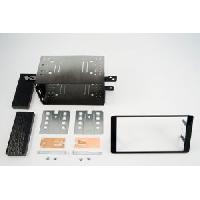 Facade autoradio Subaru Kit 2DIN pour Subaru Impreza Forester ap08 Generique