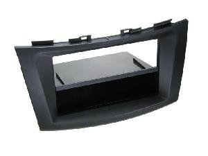 Facade autoradio Suzuki Facade autoradio 1DIN pour SUZUKI SWIFT ap11 - Noir - avec vide poche Generique