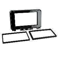 Facade autoradio Suzuki Facade autoradio FA9417A compatible avec Suzuki Jimny ap18 - Noir brillant