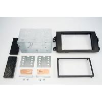 Facade autoradio Suzuki Kit 2DIN compatible avec Suzuki SX4 ap05 - noir