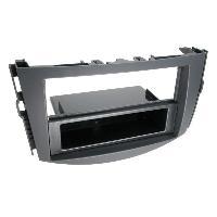 Facade autoradio Toyota Facade autoradio FA204 compatible avec Toyota Rav4 06-13 Avec vide poche - Noir