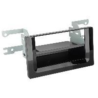 Facade autoradio Toyota Kit Facade Autoradio FA036A compatible avec Toyota Auris Noir brillant