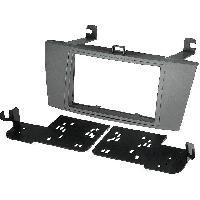 Facade autoradio Toyota Kit Facade autoradio 2 DIN pour Toyota Solara 04-08 ADNAuto