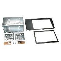 Facade autoradio Volvo Kit Support Autoradio 2DIN compatible avec Volvo S60 V70 ap04 XC70