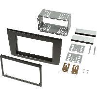 Facade autoradio Volvo Kit facade autoradio compatible avec Volvo XC90 Noir