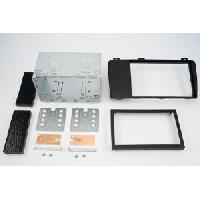Facade autoradio Volvo Kit integration 2DIN pour Volvo V70 ap04 Generique