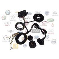 Faisceau Attelage Faisceau 7 B dedie compatible avec Nissan CUBE 0310 JUKE 1010 a 0614 Generique