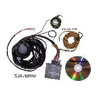 Faisceau Attelage Faisceau 7 Broches compatible avec Bmw Multiplexe ap05