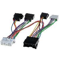 Faisceau Installation Kit Main Libre Faisceau Kit Main Libre KML060 compatible avec Hyundai Kia ap98 - Cable MUTE