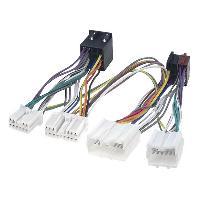 Faisceau Installation Kit Main Libre Faisceau Kit Main Libre KML091 compatible avec Volvo - Cable MUTE