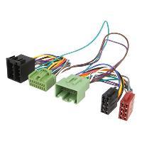 Faisceau Installation Kit Main Libre Faisceau Kit Main Libre KML180 compatible avec Volvo - Cable MUTE