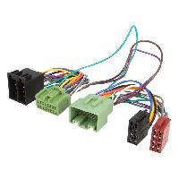 Faisceau Installation Kit Main Libre Faisceau Kit Main Libre KML730 compatible avec Volvo - Cable MUTE