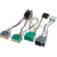 Faisceau Installation Kit Main Libre Faisceau adaptateur Iso Parrot pour Volvo - Cable MUTE ADNAuto