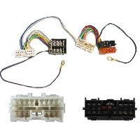 Faisceau Installation Kit Main Libre Faisceau adaptateur Mute KML compatible avec Mitsubishi ap98