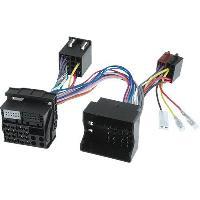 Faisceau Installation Kit Main Libre Faisceau adaptateur Mute KML compatible avec Renault ap08 sans Carminat