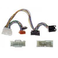 Faisceau Installation Kit Main Libre Faisceau adaptateur Parrot compatible avec Hyundai Kia ap04 - Cable MUTE