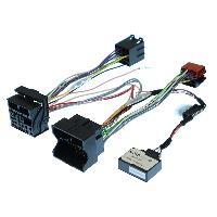 Faisceau Installation Kit Main Libre Faisceau mute KML compatible avec Skoda Citigo ap11 VW ap08 Canbus - avec 12V APC