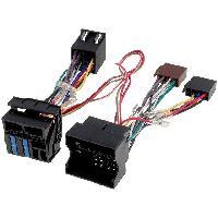 Faisceau Installation Kit Main Libre Fiches ISO Installation Kit Main Libre pour Ford ap03 ADNAuto