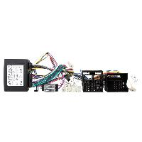 Faisceau Mute Citroen Faisceau mute KML compatible avec Citroen ISO avec ampli 4 HP