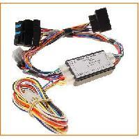 Faisceau Mute Citroen Fiches ISO Installation Kit Main Libre compatible avec Peugeot Citroen ap04 - Systeme Audio JBL