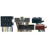 Faisceau Mute Honda Fiches ISO Installation Kit Main Libre compatible avec Honda Civic - Citroen - Mitsubishi - Peugeot - RAC1702X
