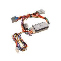 Faisceau Mute Hummer Faisceau mute KML compatible avec HUMMER H2 H3 2003+ AVEC AMPLI SEPARE CK3100