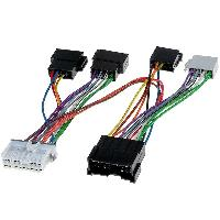 Faisceau Mute Hyundai Faisceau Kit Main Libre KML060 compatible avec Hyundai Kia ap98 - Cable MUTE