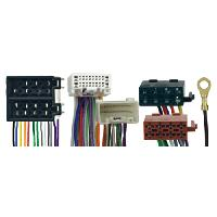 Faisceau Mute Mitsubishi Fiches ISO Installation Kit Main Libre compatible avec Mitsubishi - Citroen - Peugeot - RAC2302X