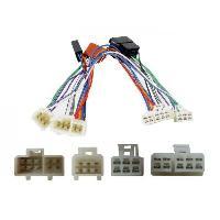 Faisceau Mute Nissan Faisceau adaptateur Parrot compatible avec Nissan et Infinity - Cable MUTE